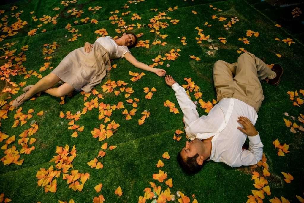 """Αποτέλεσμα εικόνας για «Χειμωνιάτικο ταξίδι» του Σταμάτη Πολενάκη στο Στούντιο Μαυρομιχάλη"""""""